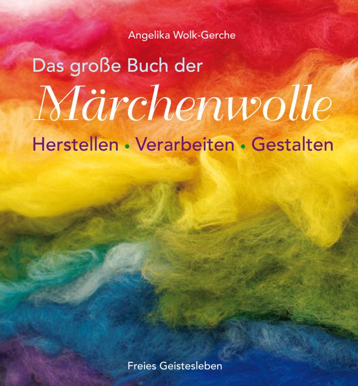 Das grosse Buch der Märchenwolle - Velká kniha pohádkové vlny
