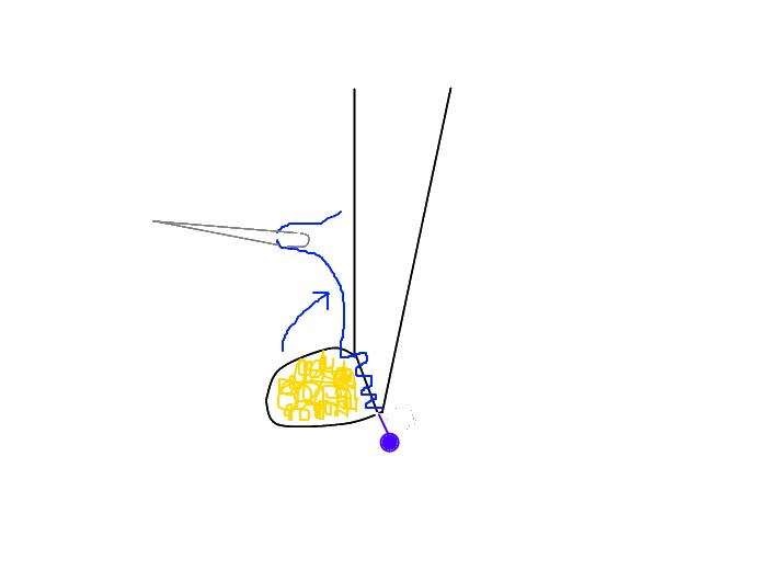 vytvoření nohy ekopanenky