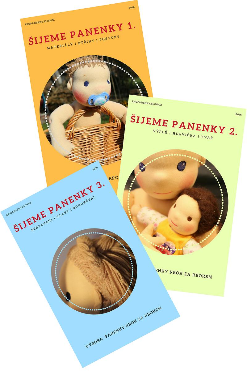 Šijeme panenky - pdf