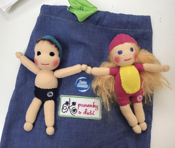 panenky v miniprovedení pro SwimSmooth