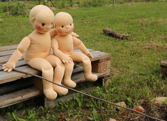demonstrační panenky pro rehabilitaci Slaný