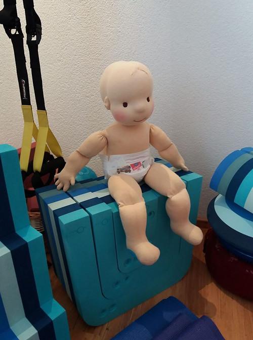 terapeutická panenky