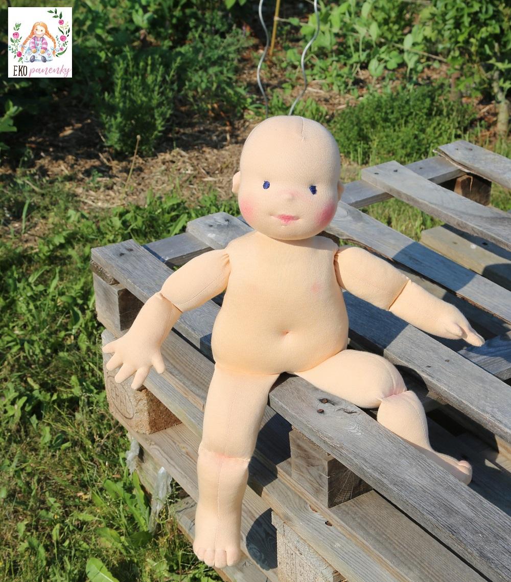 Demonstrační panenka, demo panenka, holčička 60 cm pro rehabilitaci Strakonice