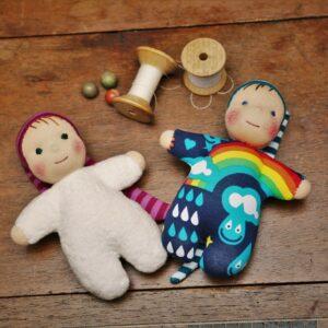 bioskřítci, waldrofské panenky, ekopanenky