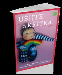 Ušijte si skřítka sami, střih na látkovou panenku, waldorfská panenka, ekopanenky.cz