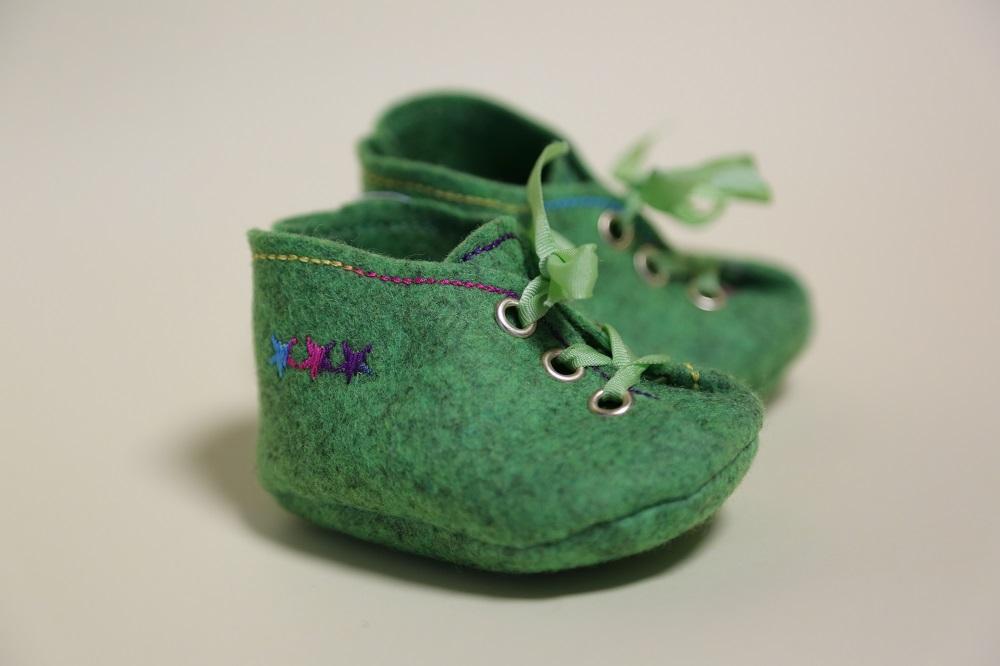 botičky pro batole s plnou výbavou