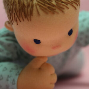 velke mimino, zakazkova panenka