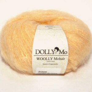 Woolly Mohair, DollyMo příze na vlásky, vlasy panenky, mohérová příze