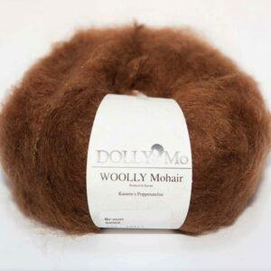 DollyMo Woolly Mohair, příze na vlásky pro velkou panenku
