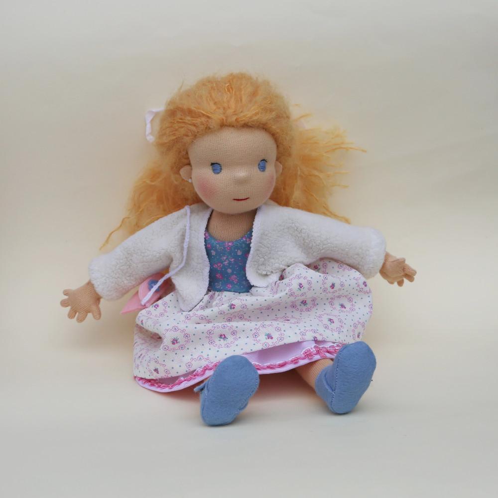 Panenka dívenka, zakázková panenka, ekopanenky