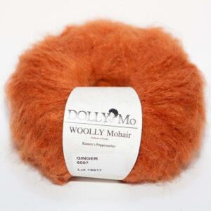 woolly mohair ginger