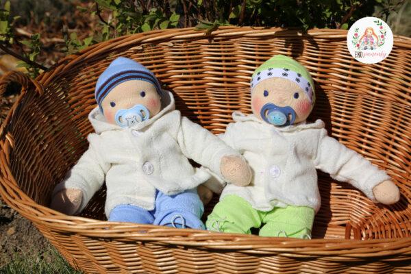 batolecí dvojčata, látkové panenkym, které si můžete ušít i vy