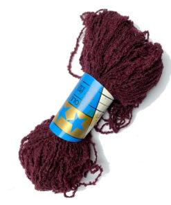 Bollicine vínová alpaka příze