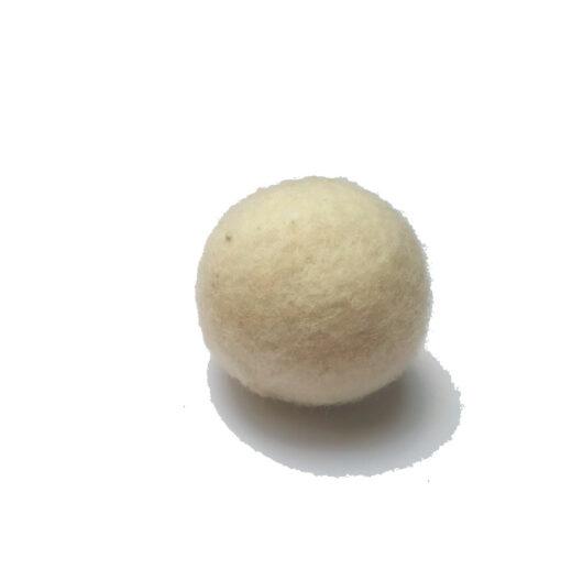 vlněná plstěná koule různé velikosti