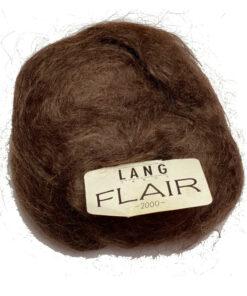 Lang Flair tmavě hnědá