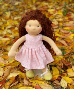 Velká panenka za 10 dní, on-line kurz s materiálem